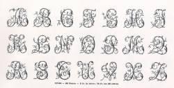 Initiales Deberny, Exemple, Initiales Deberny, n° 3