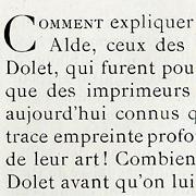 Néo Elzévier, Exemple, Néo Elzévier, n° 4