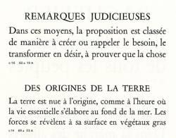 Garamond Peignot, Exemple, Garamond Peignot, n° 3
