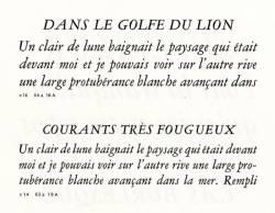 Garamond Peignot, Exemple, Garamond Peignot, n° 4