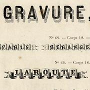 Titrages Poirier, Exemple, Titrages Poirier, n° 1