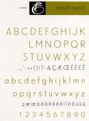 Simplex, Exemple, Simplex, n° 6