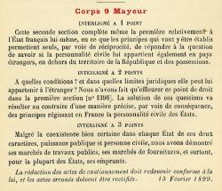 Labeur Mayeur, Exemple, Labeur Mayeur, n° 1