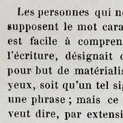 Parisienne, Exemple, Parisienne, n° 1