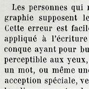 Parisienne, Exemple, Parisienne, n° 2
