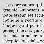 Parisienne, Exemple, Parisienne, n° 3
