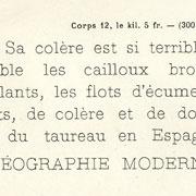 Maigrettes Turlot, Exemple, Maigrettes Turlot, n° 5