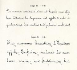 Ecossaises, Exemple, Ecossaises, n° 1