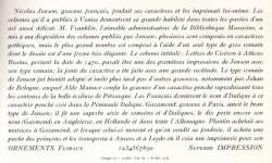 Elzévir Beaudoire, Exemple, Elzévir Beaudoire, n° 4