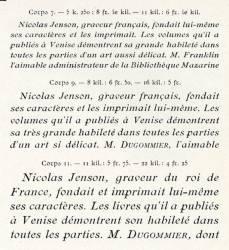 Elzévir Beaudoire, Exemple, Elzévir Beaudoire, n° 5