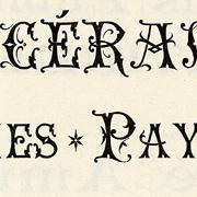 Renaissance Deberny, Exemple, Renaissance Deberny, n° 2