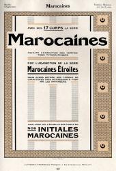 Marocaines FTF, Exemple, Marocaines FTF, n° 3