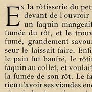 Elzévir anglais, Exemple, Elzévir anglais, n° 3, corps 12