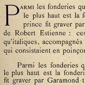 Elzévir français, Exemple, Elzévir français, n° 1