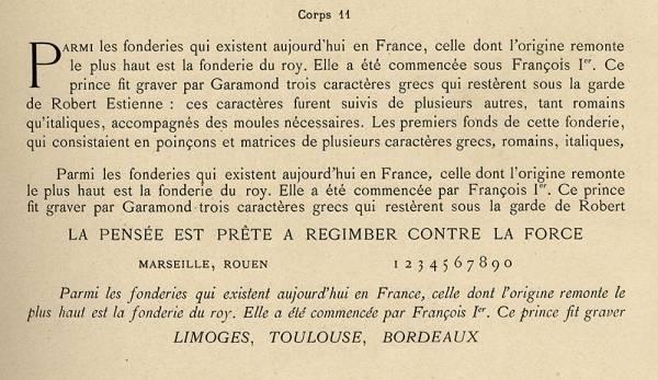 Elzévir français