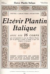 Elzévir Plantin, Exemple, Elzévir Plantin, n° 6