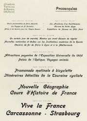 Provençales, Exemple - Provençales - N°1