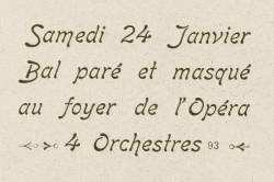 Provençales, Exemple, Provençales, n° 3