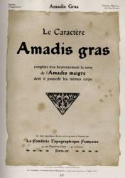 Amadis, Exemple, Amadis, n° 2