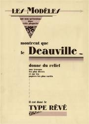 Deauville, Exemple, Deauville, n° 8