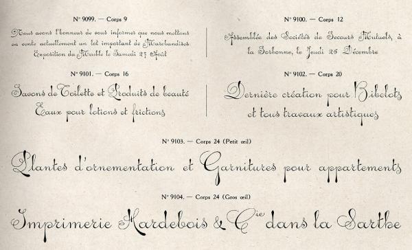 Ecriture parisienne