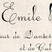 Ecriture parisienne, Exemple, Ecriture parisienne, n° 2
