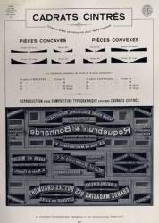 Matériel typographique, Exemple, Matériel typographique, n° 5