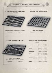 Matériel typographique, Exemple, Matériel typographique, n° 6