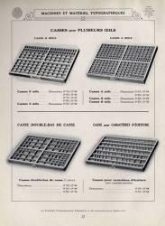Matériel typographique, Exemple, Matériel typographique, n° 7