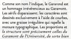 Gararond, Exemple, Gararond, n° 2
