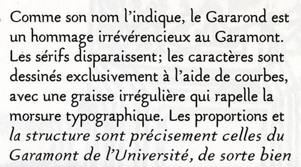 Gararond