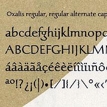 Oxalis, Exemple, Oxalis, n° 7