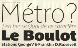 Parisine, Exemple, Parisine, n° 4