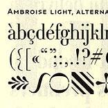 Ambroise, Exemple, Ambroise, n° 2
