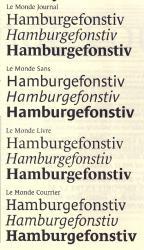 Le Monde, Exemple, Le Monde, n° 3