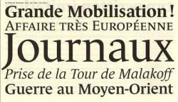 Le Monde, Exemple, Le Monde, n° 9