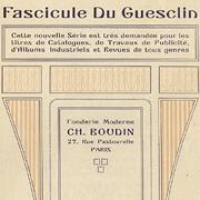 Du Guesclin, Exemple, Du Guesclin, n° 4