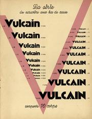 Vulcain, Exemple, Vulcain, n° 1