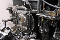 Machine Linotype, Exemple, Machine Linotype, n° 4