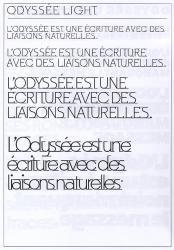 Odyssée, Exemple, Odyssée, n° 7