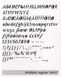 Micmac, Exemple, Micmac, n° 9