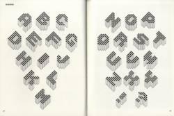 Fantastic alphabets, Exemple, Fantastic alphabets, n° 1