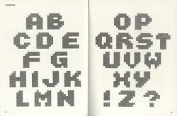 Fantastic alphabets, Exemple, Fantastic alphabets, n° 2