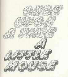 Fantastic alphabets, Exemple, Fantastic alphabets, n° 5