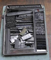 Gestes du typographe, 7. Serrage et brossage, Exemple, Gestes du typographe, 7. Serrage et brossage, n° 3