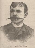 Portrait de Monsieur Véry