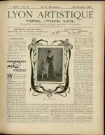 LYON ARTISTIQUE, Première Année - N°12