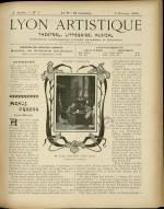 LYON ARTISTIQUE, Deuxième Année - N°5