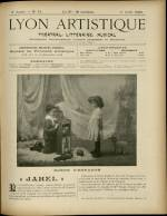 LYON ARTISTIQUE, Deuxième Année - N°13