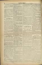 Le Petit Journal, , pp. 2